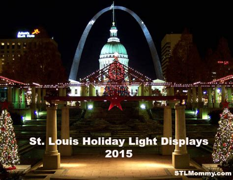 st louis holiday light displays 2015 stl mommy