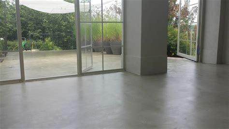 sti per pavimento in cemento cementi in resina