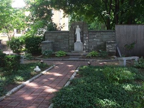 St. Francis Meditation Gardens Saint Rocco's Church