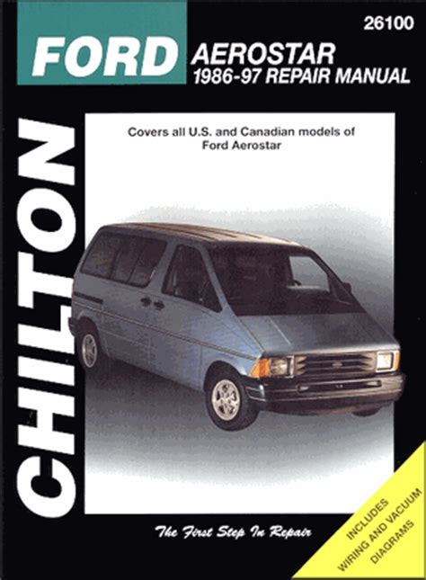 motor auto repair manual 1997 ford econoline e350 head up display 1997 ford van owners manual