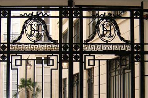 Artisan Ferronnier Paris Quartier De La Mouzaa Paris Clp