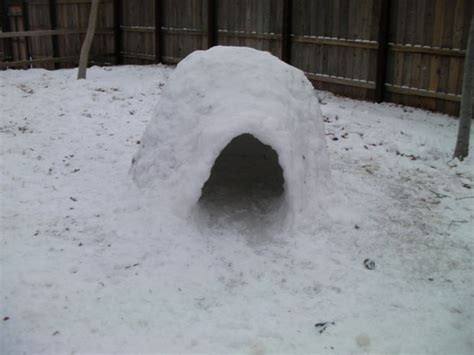how to make an igloo in your backyard how to make a backyard igloo with powdery snow