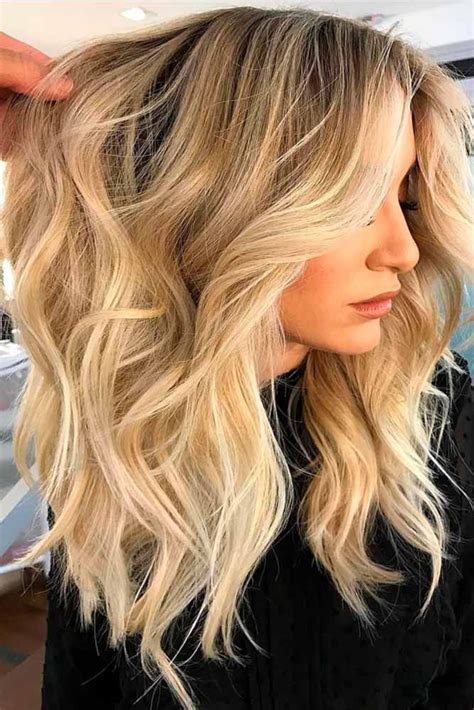 color hairstyles for blonde hair 25 best ideas about blonde hair colors on pinterest