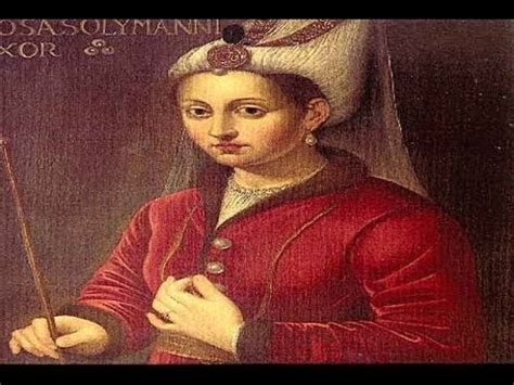 roxalana ottoman the life of hurrem sultan roxelana anastasia youtube