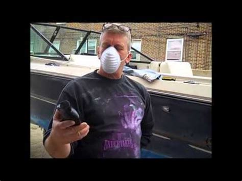 how to remove heavy oxidation from fiberglass boat very effective method on how to remove heavy oxidation