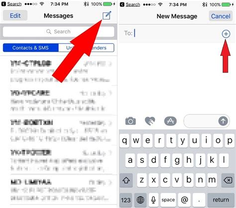how to send a text message to contacts on iphone xs max xr x 8 7 6s 5s se