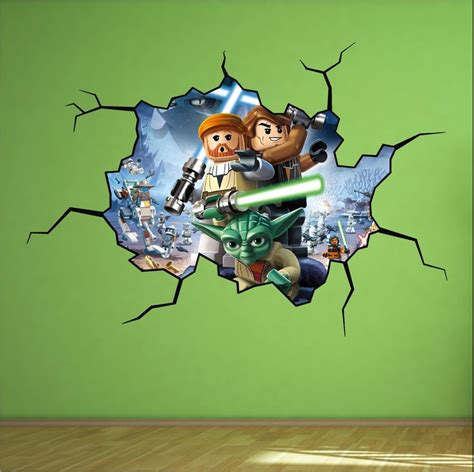Piyama Sgw Glow Lego Kid 1 1000 images about whole wall painting ideas on trees glow and wall decals