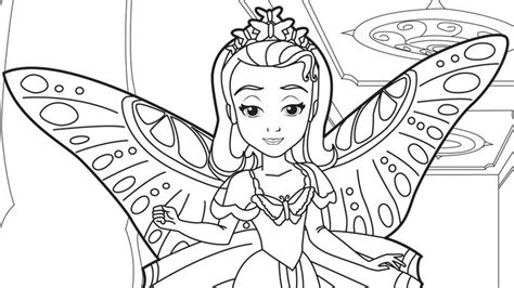 disney coloring pages princess sofia sofia the first coloring pages and crafts disney junior