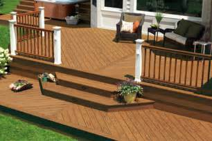 outdoor composite decking design exle composite