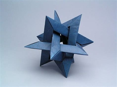Modular Origami Folding - 223 best images about origami modular on