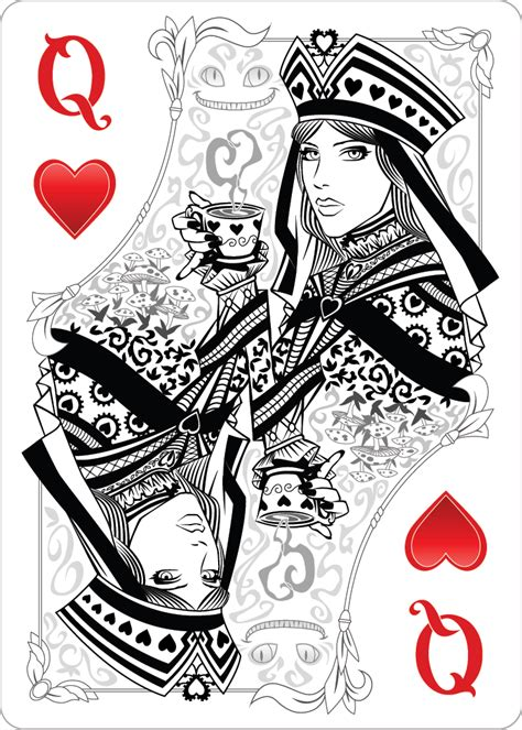 1000 images about art playing cards on pinterest