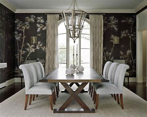 Black Dining Room Walls southgate residential once you go black