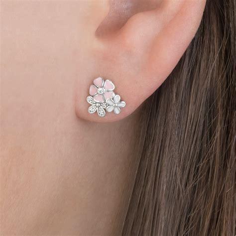 Bloom Earring poetic blooms stud earrings