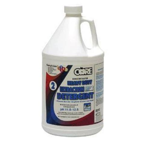 heavy duty carpet cleaning detergent