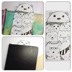 mini doodle bookmark 1000 images about kawaii and doodle characters on