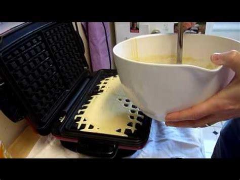 Cetakan Banana Crispy crispy waffles