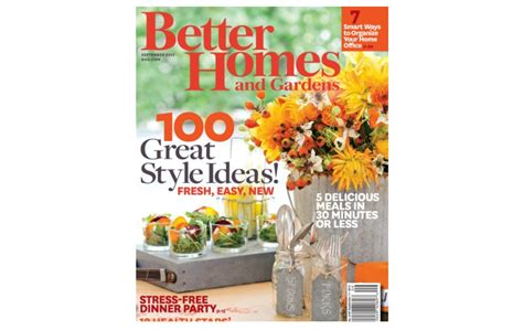 best magazine for home decorating ideas discover the best print home decor magazines to get