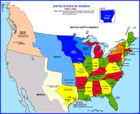 map of america in 1800 other oregon and the o jays on