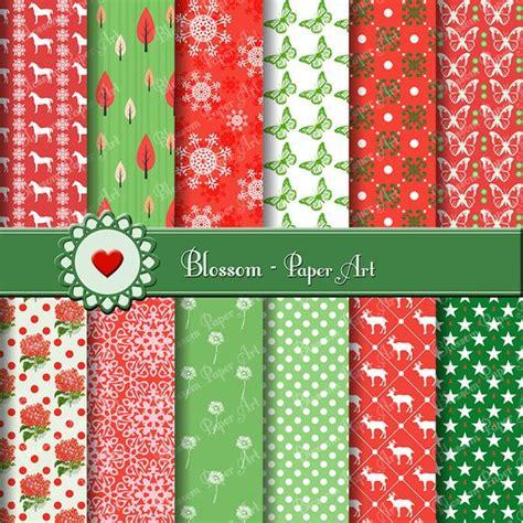 imagenes de navidad para decorar hojas papeles decorativos navide 241 os navidad hojas estadas para