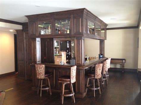 52 basement bar build 27 basement bars that bring home handmade custom basement bar by enoch choi design
