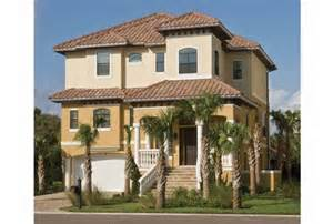 3 story homes eplans mediterranean house plan three story