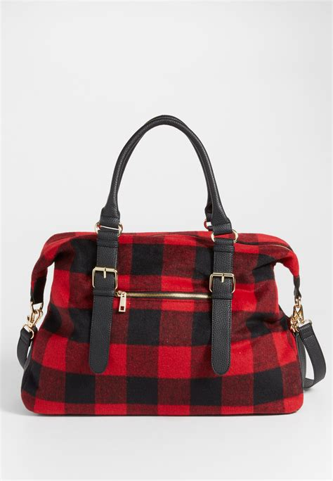 Plaid Bag and black plaid handbags handbags 2018