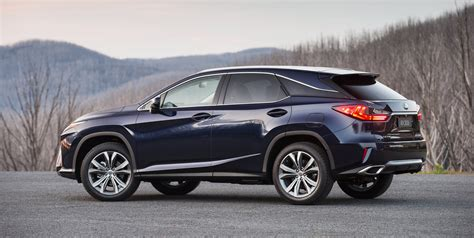 lexus rx review  caradvice