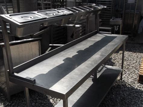 second hand stainless steel bench stainless steel prep table 100 stainless steel prep table