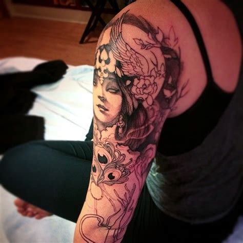 tattoo in progress by jeff gogue tattoos pinterest