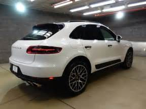 Porsche Macan Price Europe 2017 Porsche Macan In Dublin Oh United States For Sale On