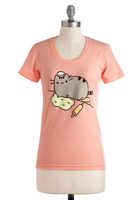 T Shirt Tees Collection Animal World 19 pusheen the limit mod retro vintage sweaters