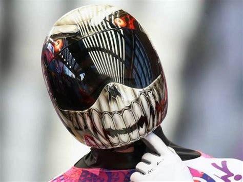 design of helmet cool helmet design enters aggressively to the sochi