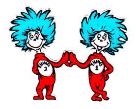Dr seuss coloring pages thing 1 and thing 2 1000x1000 jpg
