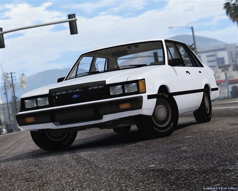 1985 Ford Ltd by 1985 Ford Ltd Lx Add On Replace 3 0 для Gta 5