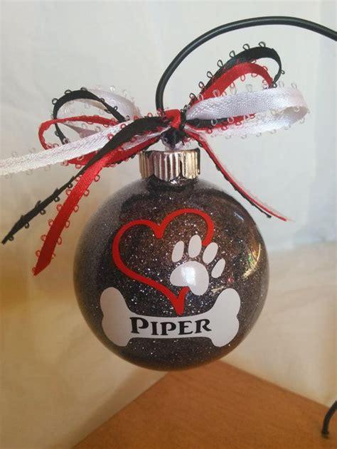 custom dog ornament pet ornament dog ornament