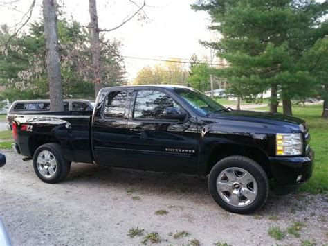 automobile air conditioning repair 2009 chevrolet silverado 1500 windshield wipe control buy used 2009 chevrolet silverado 1500 extended cab black z 71 4wd 47k miles chevy in prescott