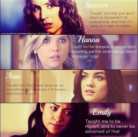 A Pll Quotes
