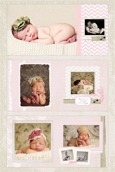21 best photo book templates baby book templates book