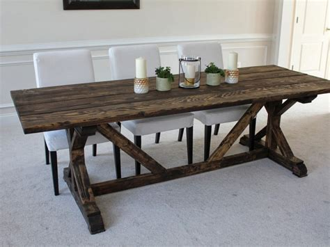 farmhouse table remix how to build a farmhouse table small round farmhouse table great ideas for decorating