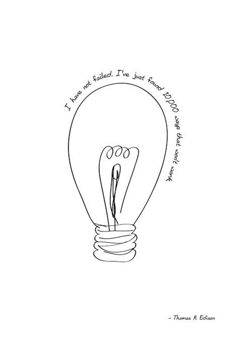 printable thomas edison quotes 17 best images about printable quotes on pinterest