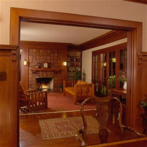 craftsman trim ontario park bungalow blog interior 104 best images about craftsman moulding woodwork on