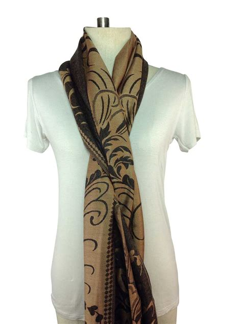 light brown pashmina direct from thailand