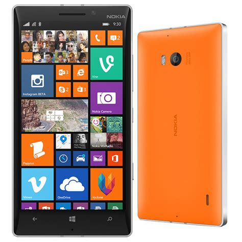 mobile orange nokia lumia 930 orange mobile smartphone nokia sur ldlc