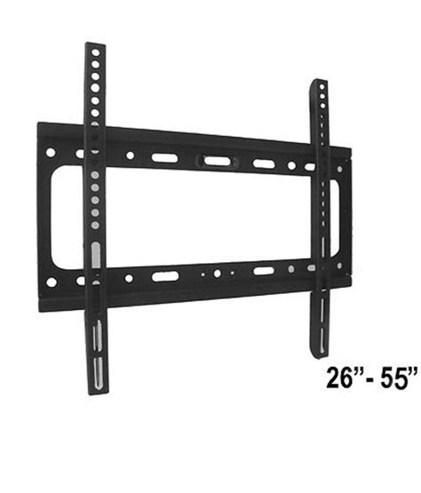 Wall Bracket Universal Led Tv 17 55 Breket Dinding Tembok Braket buy maxicom universal wall mount stand for 26 inch to 55