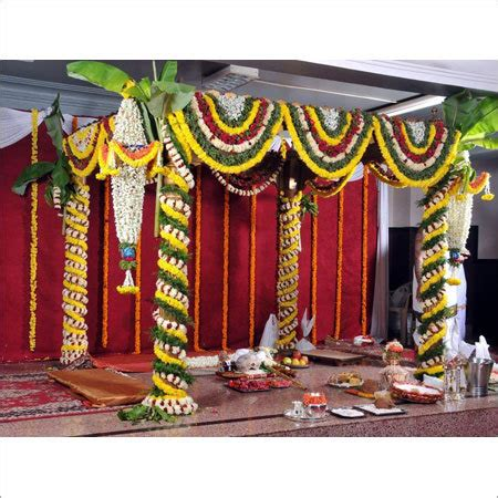 decoration images wedding flower decoration services in durgapur west bengal india