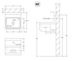 Nice Swanstone Sink #8: Griffin-hand-wash-sink-knee-operated-h60-110w-dims.png