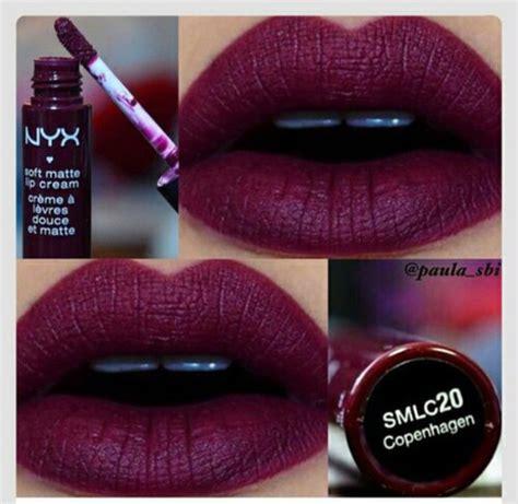 Lipstik Revlon Siren make up burgundy lipstick lip stain lip gloss