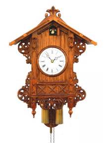 Exclusive cuckoo clocks family business in 5th generation