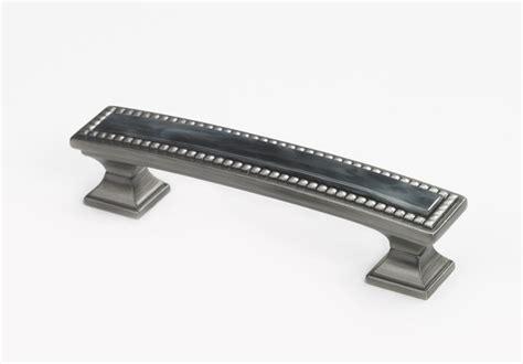 classico antique nickel pull black carrara contemporary