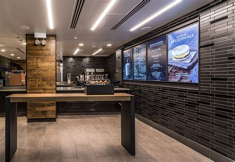 Are You A Chicago Designer Or Store by Starbucks Opens Small Format Store In Chicago Design Retail